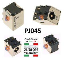 Connettore Alimentazione DC Power Jack PJ045 per notebook HP Pavilion DV9000