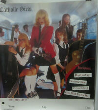 Catholic Girls - Rock - CATHOLIC GIRLS Tour Poster 1982 - VG++