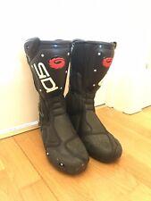 Sidi Vertebra System Motorcycle Boots System ACS Size EU 39 Uk 6