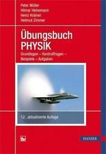 Übungsbuch Physik von Peter Müller, Hilmar Heinemann, Heinz Krämer und Hellmut …