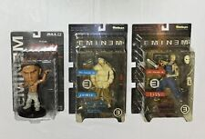 Eminem My Name is SLIM SHADY action figure 3 set Art Asylum 2001 Doll #41