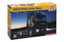 Italeri IVECO STRALIS ACTIVE SPAZIO AUTOCARRO CAMION 1:24 Kit di costruzione KIT