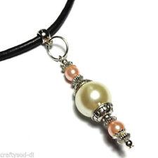 Handmade Round Choker Costume Necklaces & Pendants
