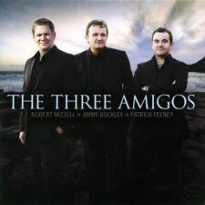 Three Amigos (Irish) S/Titled CD, Robert Mizzell/Jimmy Buckley/Patrick Feeney,