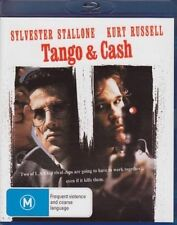 Tango and Cash Blu-ray Sylvester Stallone Kurt Russell Factory Fb0772