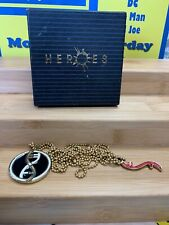NBC Studios Heroes Tv  Show Necklace Limited 820 /1000 With Box
