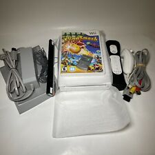 Nintendo Wii Game Console With Motion Plus Control (NTSC)
