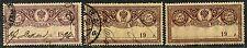 Russia. Back of the book. Savings stamps. Sc. AR13+var. MLHOG+Used.  EV $100.00+