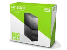 HDD 4To 4Tb Disque dur externe 3,5 Western Digital WD My Book portable 4 To Tb