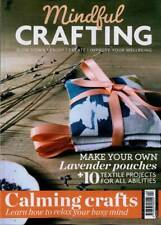 Mindful CRAFTING Issue 4 2020: Improve Your Well-being Find Calm With Papercraft