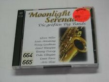 Moonlight Serenade-Die größten Big Bands Glenn Miller, Harry James, Ben.. [2 CD]