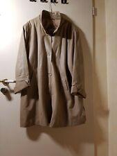 Ultsch echt Lederjacke Mantel Jacke Gr.56 sehr schick beige ,wie Neu💛💛