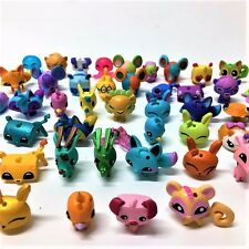 Random Lot 10pcs Animal Jam Adopt A Pet/Dress up friends LPS figure Kid Toy Gift