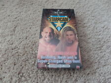 wcw STARRCADE 1998 vhs BRAND NEW FACTORY SEALED wrestling