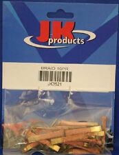 JK 10 pair Braid for 1/24 Slot Car