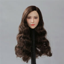 PEAKTOYS PT003 1/6 Asian Star Bingbing Fan Female Head Sculpt Model Toy