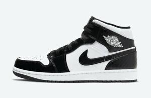 Nike Air Jordan 1 Mid SE All Star Carbon Fiber Black/White DD1649-001