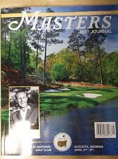 The Masters Journal 2017 The Masters official Program for the 2017 Masters Golf