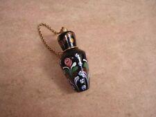 Petit Flacon à Parfum Ancien Perle de Venise & Or - Antique Italian Sent Bottle