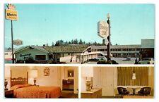 1970s Brookings Inn, Brookings, OR Postcard *6S(3)28
