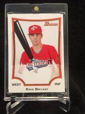 Kris Bryant 2009 Bowman AFLAC All-American Rookie Card RC 10 Gem Mint?