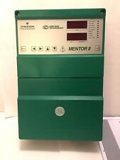 CONTROL TECHNIQUES MENTOR II DC DRIVE 40 HP M75-14ICD FULLY TESTED