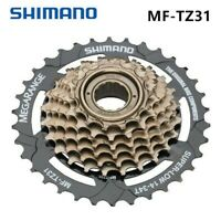 Shimano MF-TZ31-7 Speed Mountain Bike Bicycle Freewheel Screw-On 14-34T US New