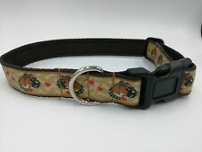 Jessiebee's Boxer dog collar handmade bespoke breed specific