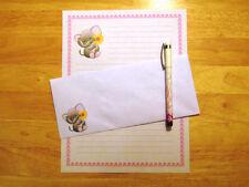 Elephant Stationery Writing Set With Envelopes - Lined Stationary