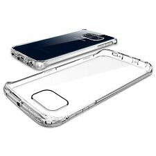 Transparent Silicone/Gel/Rubber Cases & Covers for Samsung Galaxy S7 edge