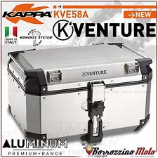 KAPPA K-VENTURE KVE58A TOP-CASE VALISE MOTO ALUMINIUM MONOKEY 58LTR STYLE BMW