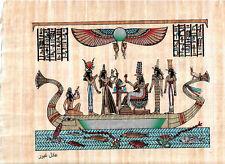 "Egyptian Egipto Ägypten, Pharaonic,Papyrus Paint size D 20x30 cm.(8""x12""),#123"
