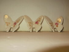 Vintage HomeCo Home Interior Hand Painted Butterflies - Set of 3