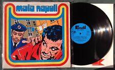 NINO DELLI / MALA NAPOLI - LP (Italy 1971) TOP RARE !!!