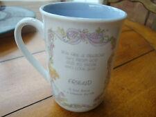 Precious moments freindship mug 1989