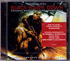 BLACK HAWK DOWN Hans Zimmer OST Lisa Gerrard Rachid Taha Soundtrack Ridley Scott