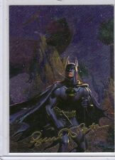 Batman Master Series #2 of 6 Spectra-Etch card