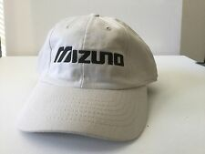 New Mizuno Men's Adjustable Golf Hat - Beige/Black