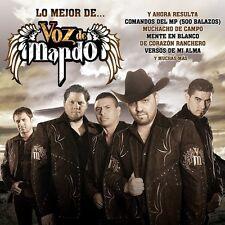 Voz de Mando - Lo Mejor de [New CD]