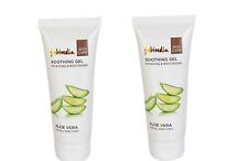 Fabindia Aloe Vera Soothing Gel 50ml x 2, Pack of 2