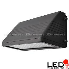 135W Full Cutoff LED Wall Pack Outdoor Light Fixture Dark Bronze, UL, DLC, 5000K