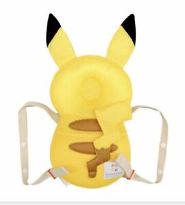 Toddler Baby Head Protector Safety Pad Cushion Japan limited Pikachu Pokemon