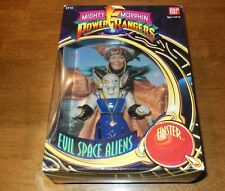 Ban Dai Power Rangers Figure - FINSTER - Evil Space Aliens *NEW* 1993