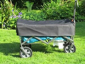 Folding wagon rain shower cover (fits various) pull along festival trolley