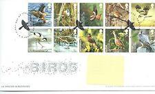 GB - FIRST DAY COVER - FDC - COMMEMS -2007- BIRDS - Pmk DARTFORD