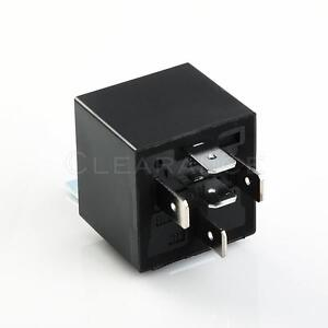 12V 30/50Amp DC5Pin Automotive Power Relay Metal Mount Free Shipping