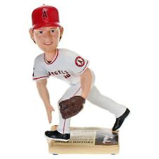 Forever Collectibles Jered Weaver Los Angeles Angels Newspaper Base Bobblehead
