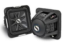 Kicker S10L7 Solobaric - 25cm Subwoofer 250mm Bass Woofer 2x2ohm  PKW AUTO