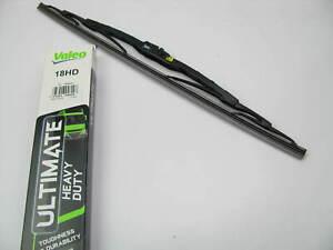 """Valeo 18HD Ultimate Heavy Duty Windshield Wiper Blade - 18"""" (450MM) Size"""