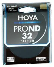 Genuine Hoya 58mm Pro ND32 Filtro. Multi recubiertos de vidrio. 5 parada de densidad neutra